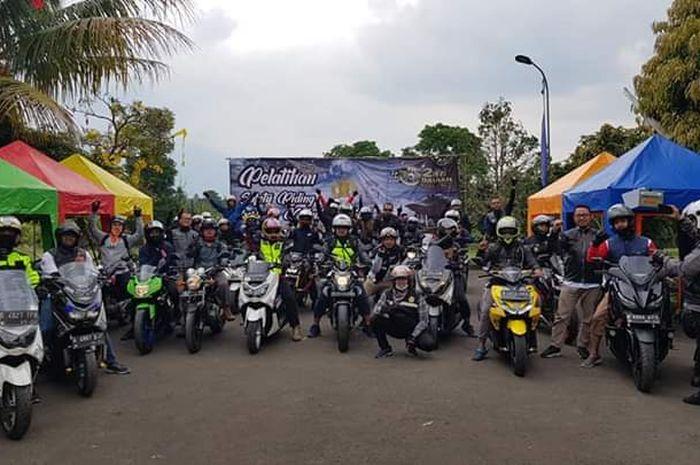 Dengan mengusung tema 'Adab dan Akhlak Seorang Bikers', Muslim Biker Indonesia (MBI) gelar Dauroh keduanya pekan lalu, (2-3/11/2019).