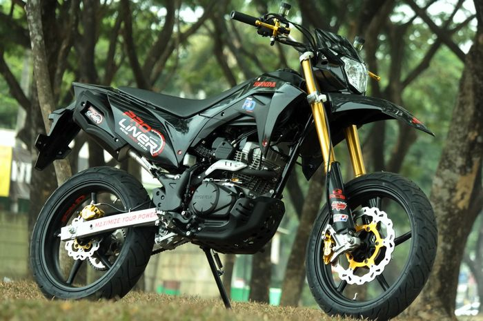Honda CRF 150 RCB (Racing Boy)