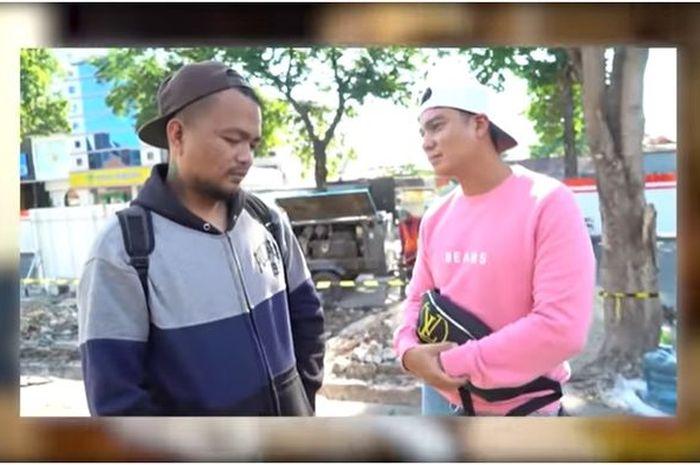 2 Motor Milik Artis Baim Wong Hilang Dibawa Kabur Penjaga Rumah yang Pernah Dia Tolong