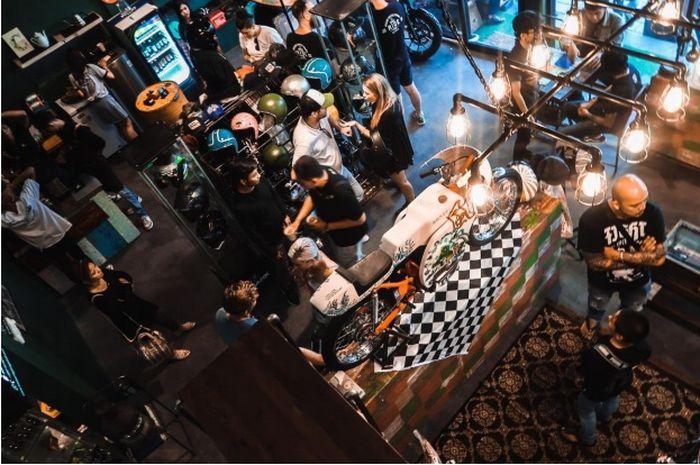 'Kopdar' menjadi tema dibukanya Treasure Garage  Bali