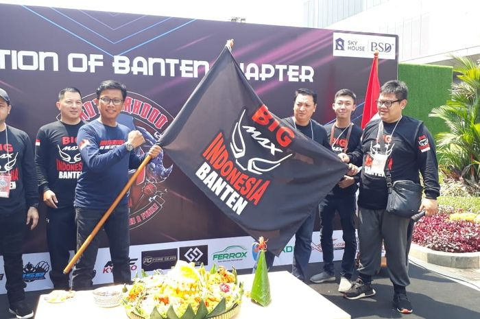 Deklarasi Komunitas Big Max Indonesia chapter Banten
