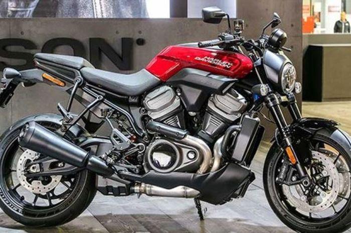 Harley-Davison Bikin Motor Bronx  beraliaran Street fighter jadi jagoan baru pabrikan asal Amerika Serikat