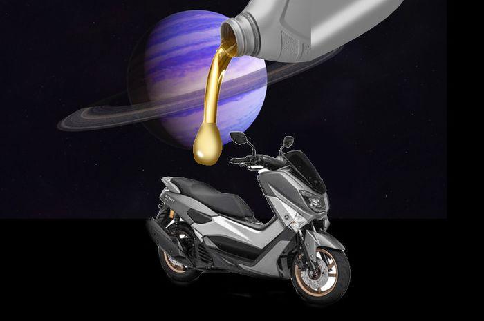 Geger oli Yamaha NMAX dari planet