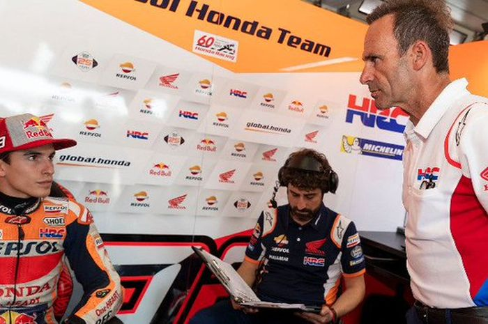 Marc Marquez sudah mengoleksi 6 titel juara dunia MotoGP tapi urusan rekor kemenangan di MotoGP Valencia masih kalah oleh pembalap yang musim ini nyaris tak terdengar performanya