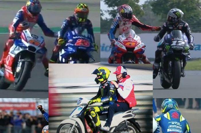 Pramac Racing dikenal suka membantu tim lain di MotoGP