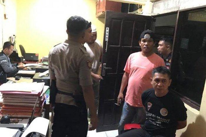 Begal Payudara terjadi lagi di Pangkajene, Sulawesi Selatan, Kamis (14/11/2019) sekitar pukul 20.20 Wita.