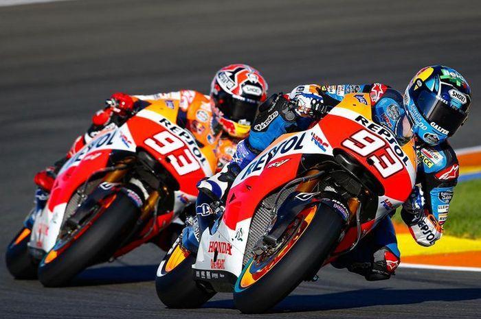 Alex Marquez gabung ke Repsol Honda bersama Marc Marquez