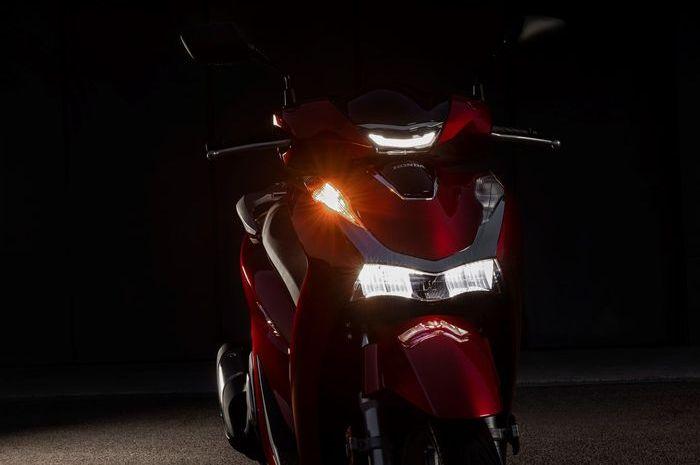 Honda SH150i saudara dari Honda PCX