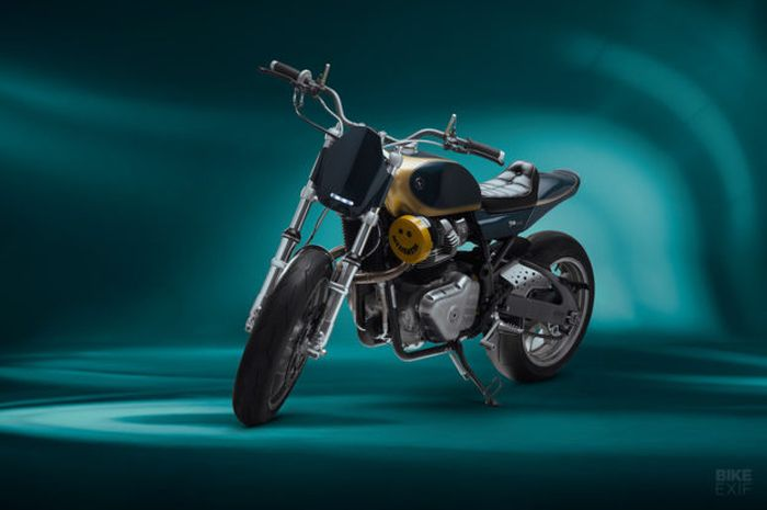 TXX: Royal Enfield Interceptor 650 buatan ThriveMC