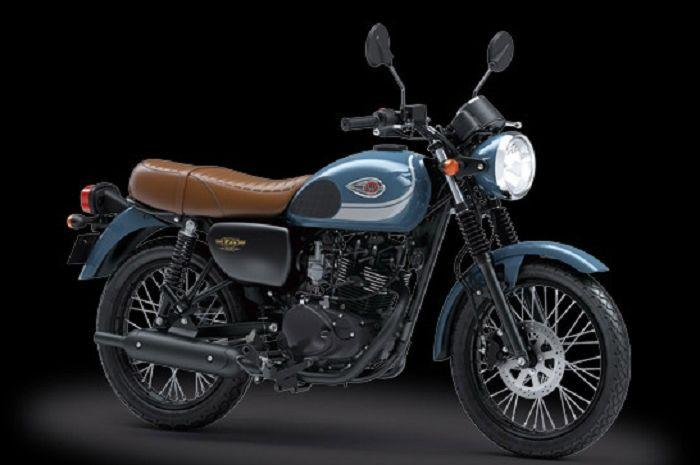 Kawasaki W175SE.