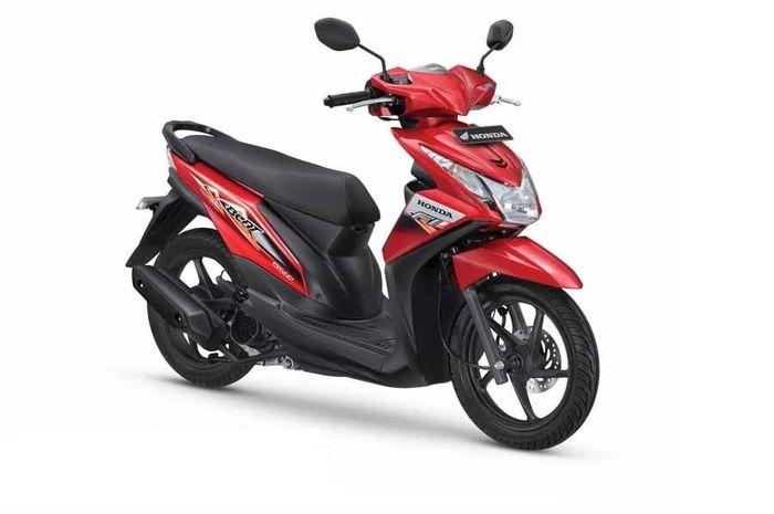 Honda BeAT eSP 2014-2016