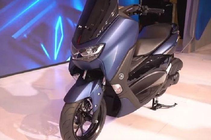 All New Yamaha NMAX 155 akhirnya meluncur pada Senin (2/12/2019).