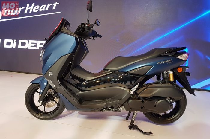 Yamaha All New NMAX ABS/Connected