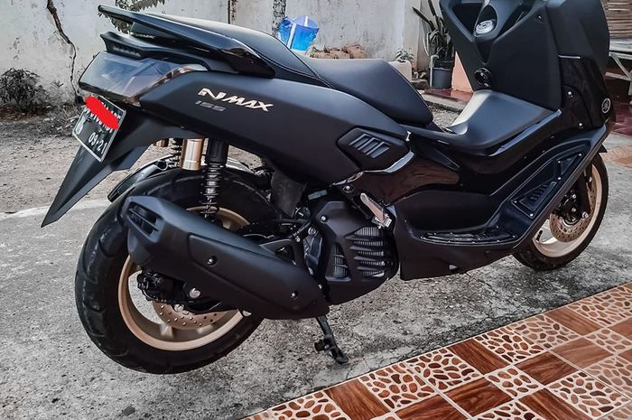 Yamaha NMAX 2016