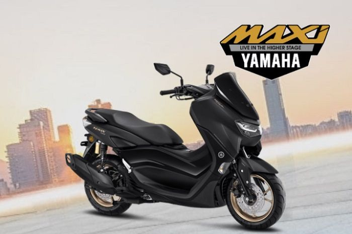 All New Yamaha NMAX.