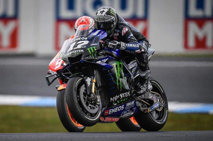 Maverick Vinales digadang-gadang bakal jadi penantang serius juara dunia MotoGP 2020. Begitupun jumlah rondenya tambah jadi 20 putaran