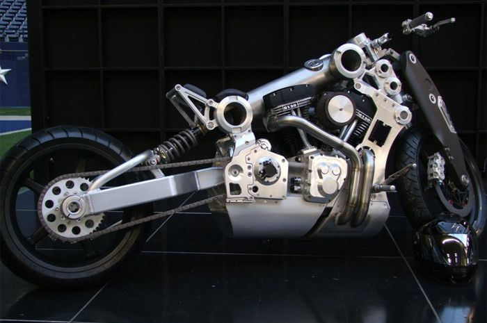 Motor termahal pertama di dunia Neiman Marcus Limited Edition Fighter