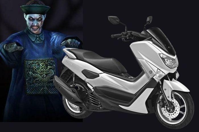 Yamaha NMAX dapat julukan baru sebagai motor vampir