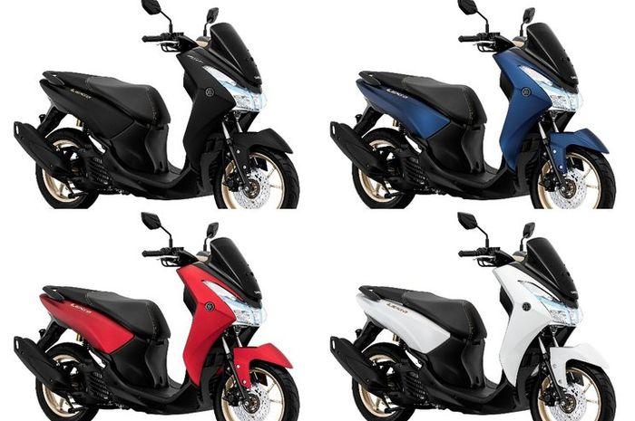 Yamaha Lexi dapat promo menarik bulan Desember 2019.