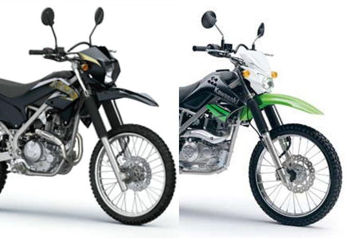 Salah satu dealer Kawasaki di Surabaya memberikan diskon KLX 230 dan KLX 250 Rp 16 jutaan.
