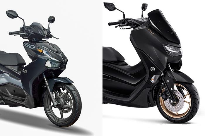 Honda Air Blade 150 menantang Yamaha All New NMAX 155.