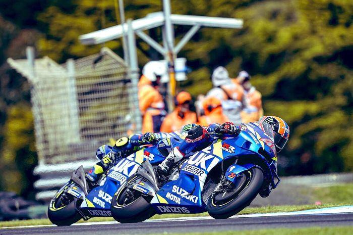 Suzuki MotoGP jadi tim pertama yang umumkan jadwal launching tim di Februari 2020 mendatang