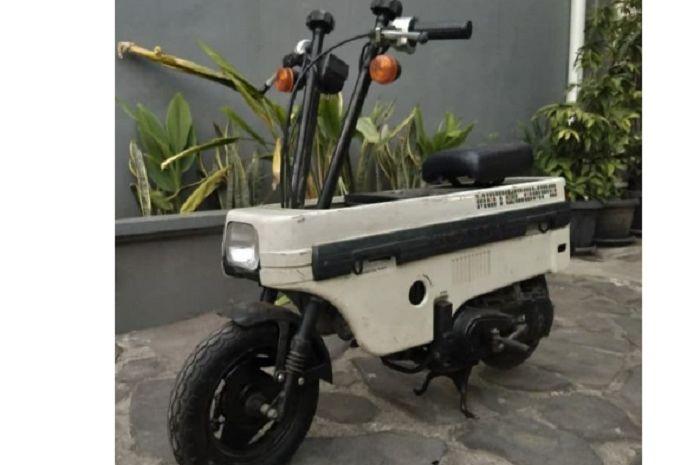Honda Motocompo dijual Rp 55 jutaan di Bandung.
