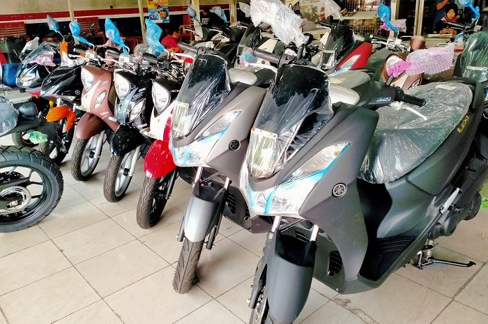 Ilustrasi Dealer Motor Yamaha. BAF Kasih Keringanan Angsuran Kredit Terkait Virus Corona