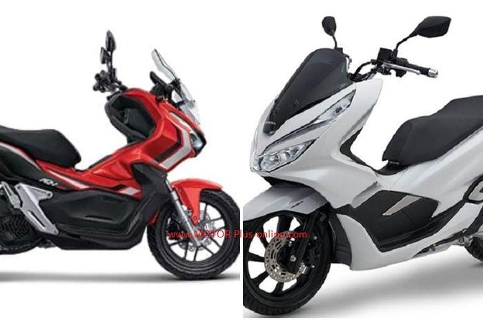 Harga Terbaru Honda Pcx 150 Dan Adv150 Akhir Desember 2019 Selisihnya Cuma Rp 300 Ribuan Motorplus