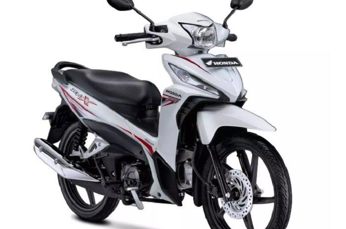 Honda Revo.