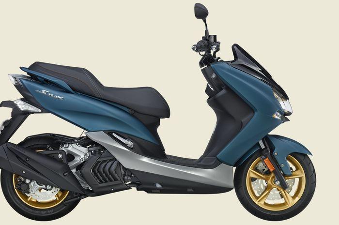 Yamaha SMAX dijual lebih mahal dibanding Yamaha NMAX