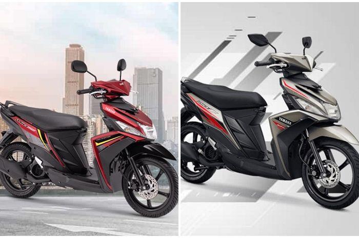 Yamaha Mio Series dan motor matic 125 cc lainnya tersedia banyak, ini alasannya.
