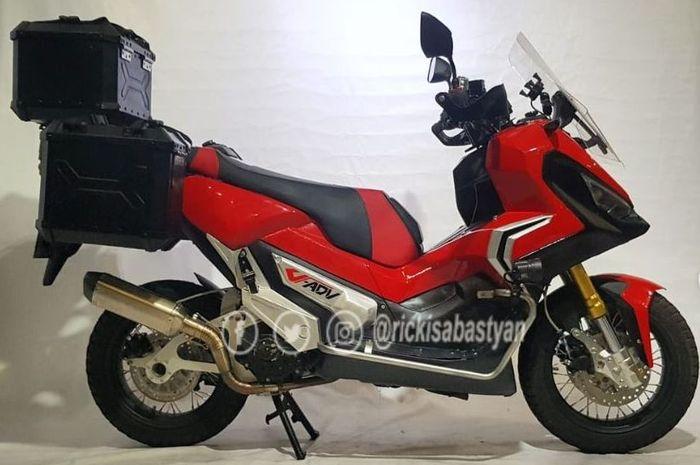 Honda Vario bergaya X-ADV.