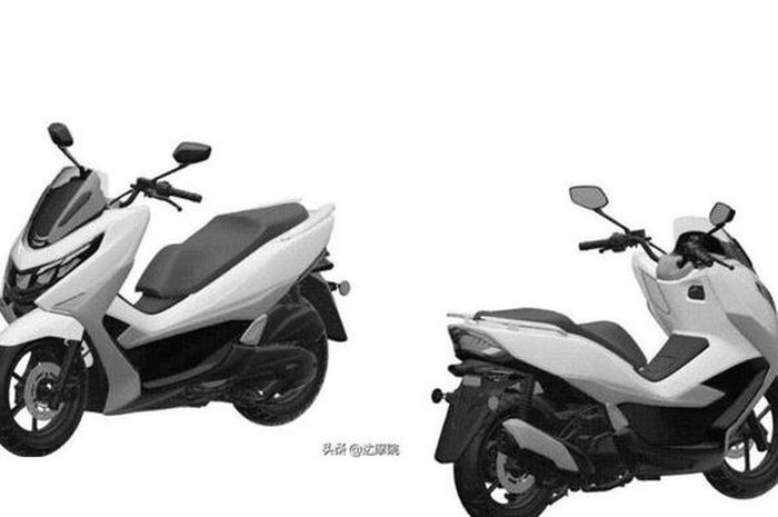 Suzuki Burgman 150 pesaing Yamaha NMAX dan Honda PCX