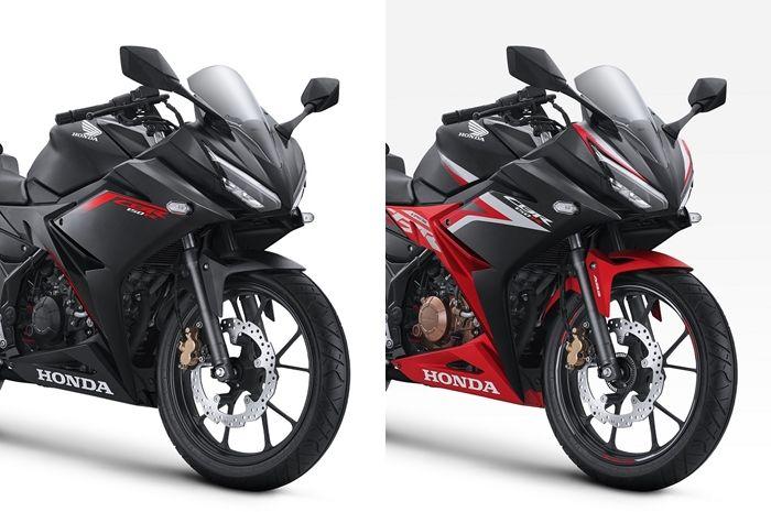 AHM memberikan warna baru pada Honda CBR150R.