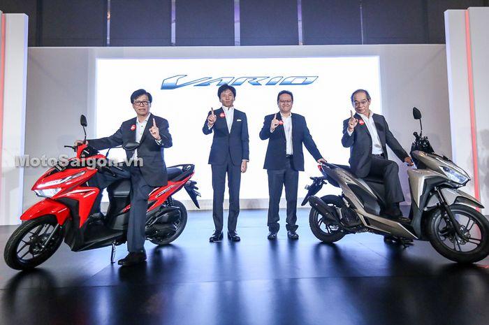 Honda Vario 125 2020 Vietnam Resmi meluncur.