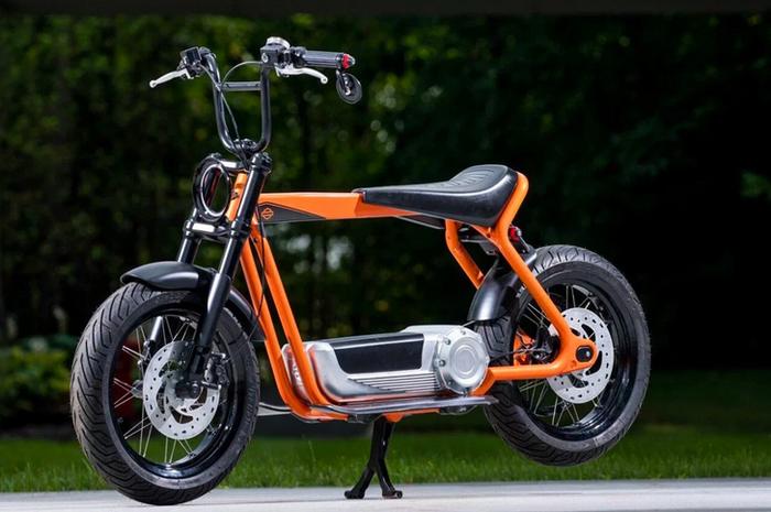 Skuter listrik Harley-Davidson