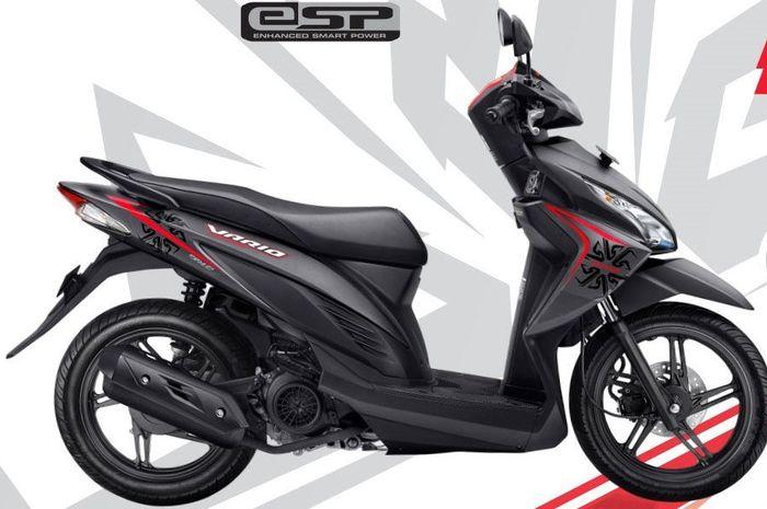 Honda Vario 110 eSP stop produksi