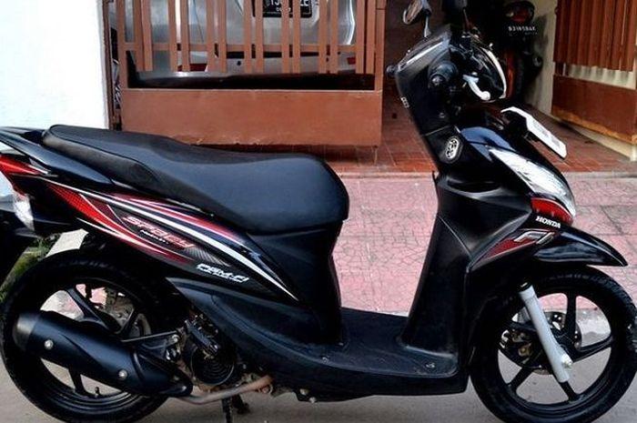 Ilustrasi Honda Spacy