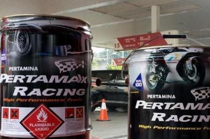 Ilustrasi Pertamax Racing