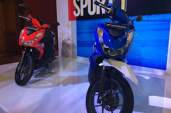 Harga All New Honda BeAT 2020