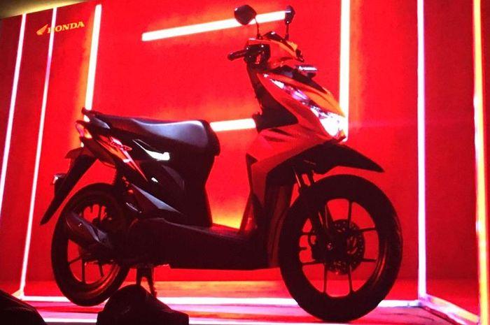All New Honda BeAT baru meluncur