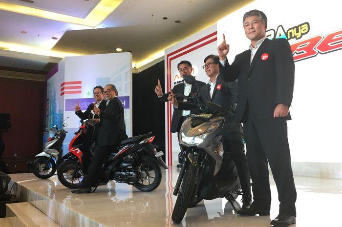 Honda BeAT 2020 meluncur
