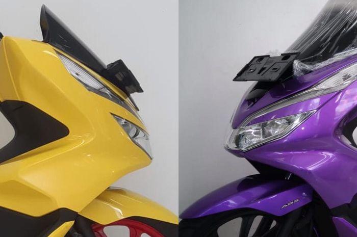 Berapa biaya mengecat full body Honda PCX 150 dan ADV150 di Astra Motor Painting Shop?