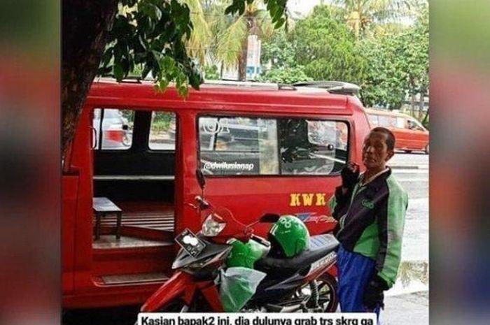 Driver ojol di Bekasi tak punya HP sempat viral di media sosial, pihak keluarga Sapri (56) klarifikasi informasi yang beredar.