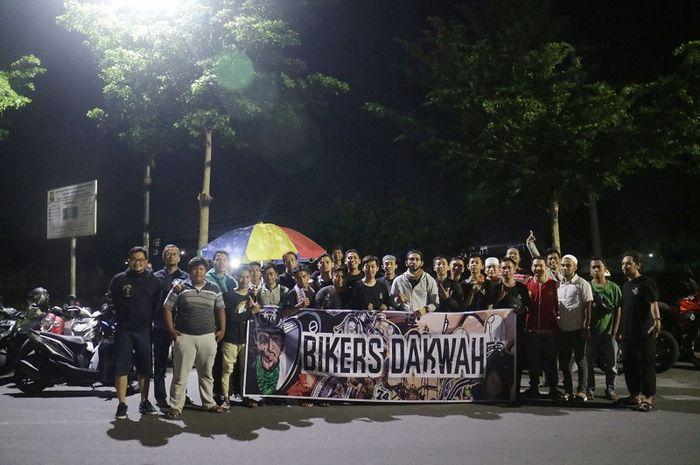 Bikers Dakwah Lombok Resmi  Dideklarasikan, Siap Rangkul Semua Bikers di Lombok