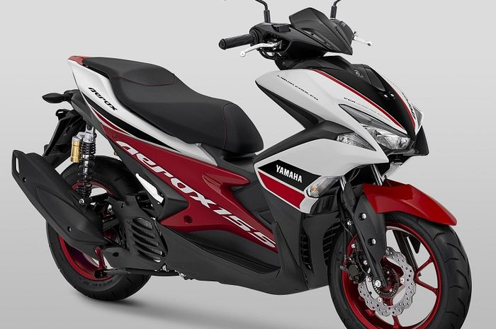 Aerox 155 VVA R-Version 2020, Yamaha akan meluncurkan Aerox versi terbaru di tahun ini