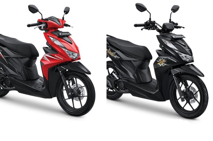 Astra Honda Motor (AHM) cuma keluarin All New Honda BeAT Sporty dan Street, kemana Honda BeAT Pop?