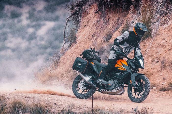 KTM 390 Adventure akhirnya meluncur di Malaysia, ternyata harganya mirip dengan di Indonesia!