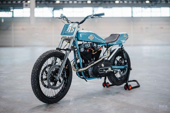 Harley-Davidson XLCR tracker